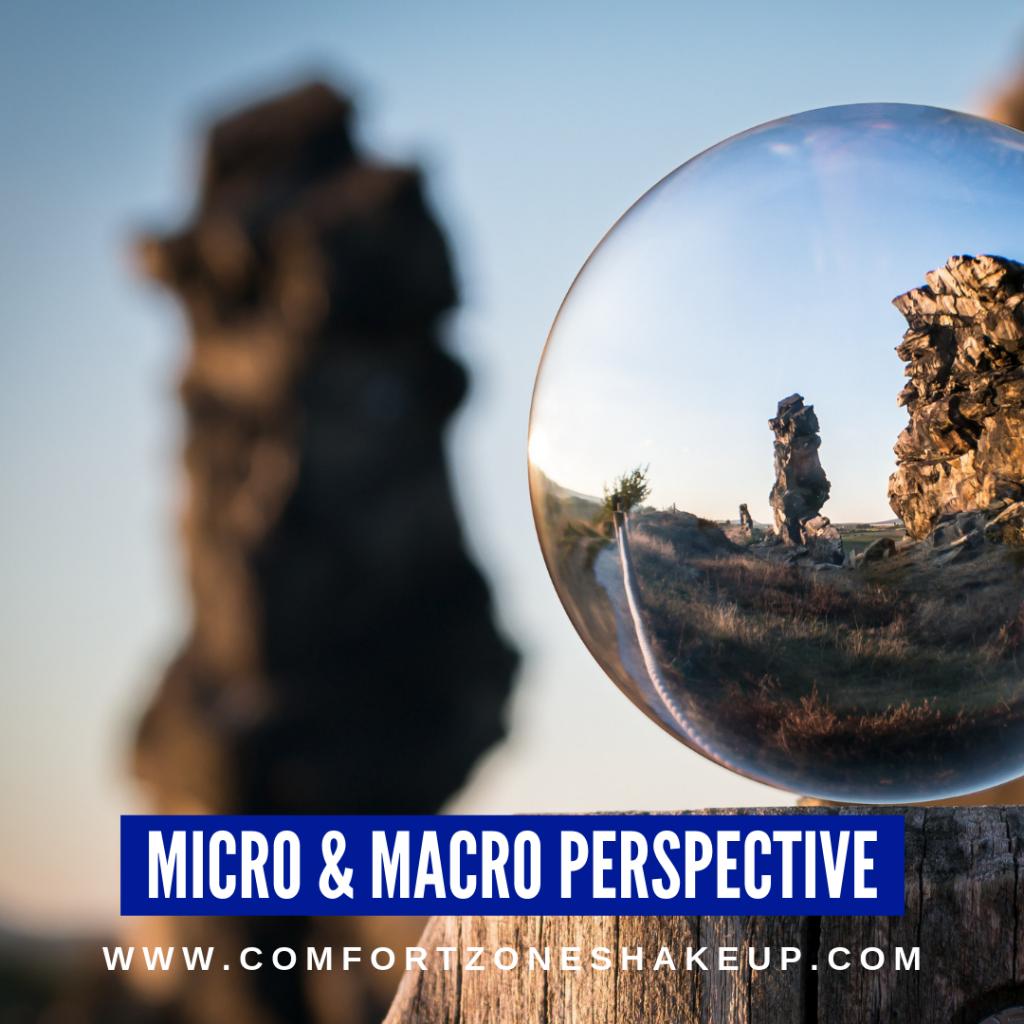 Macro & Micro perspective