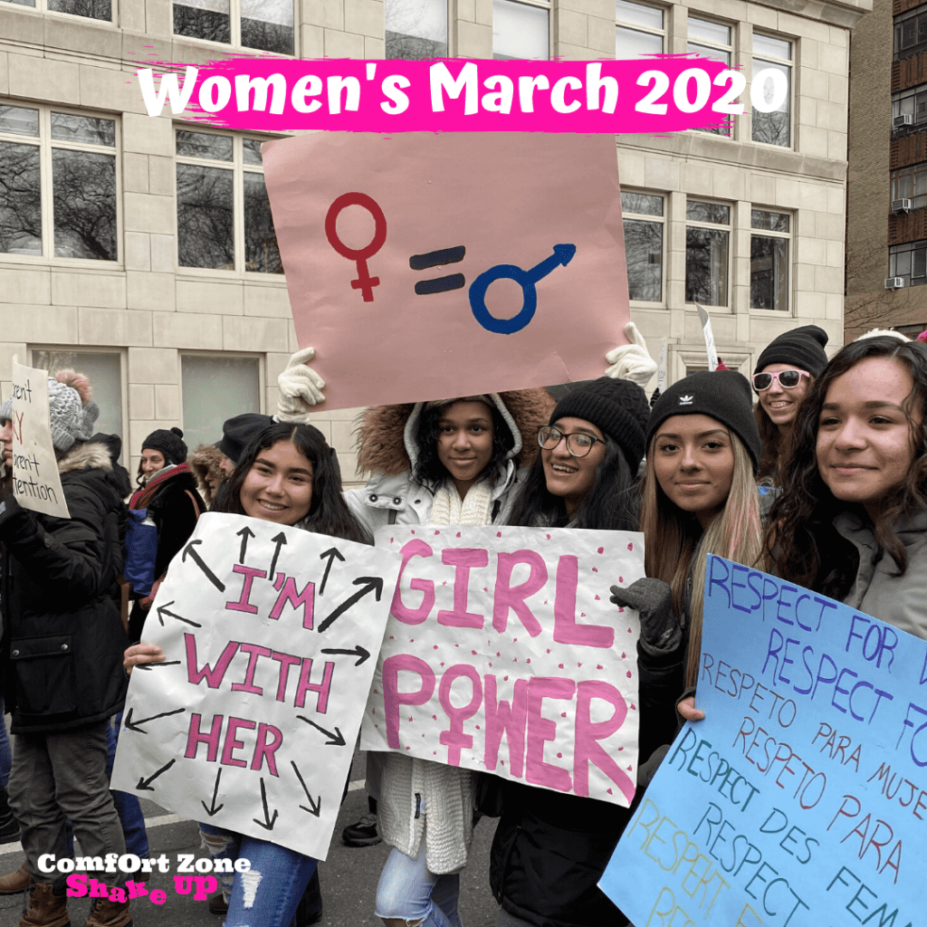 Women's March 2020 | Gender Equality
